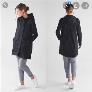 Lululemon Savasana Waterproof Rain Jacket